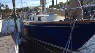 [UNAVAILABLE] Used 1982 Cape Dory 36 CT in Pensacola, Florida