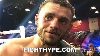 JOE SMITH JR. IMMEDIATELY AFTER DROPPING & SHOCKING JESSE HART; POST-FIGHT REACTION & WHAT'S NEXT