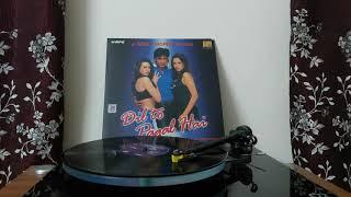Gambar cover Bholi Si Surat   Dil To Pagal Hai   Lata Mangeshkar   Udit Narayan   Bollywood Vinyl LP Rip