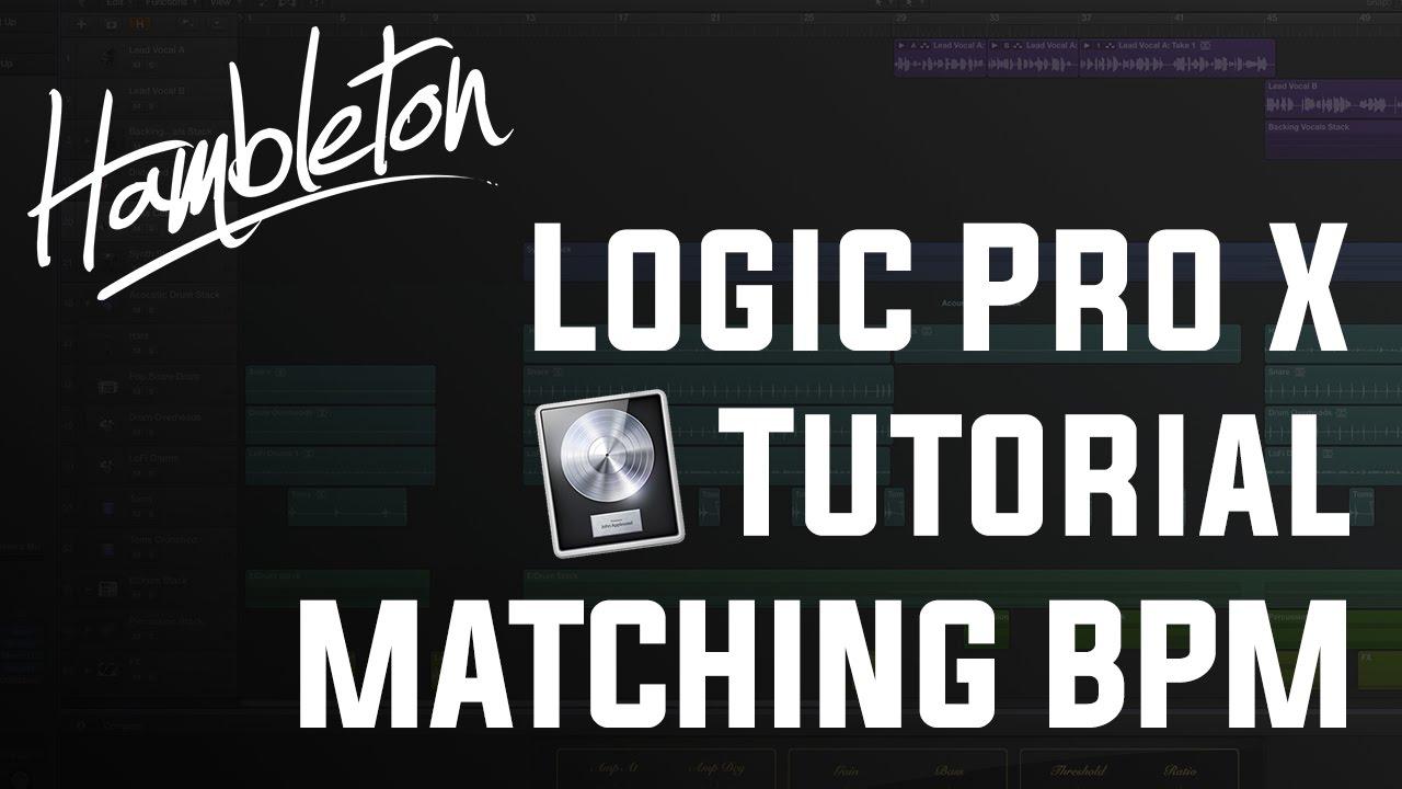 how to change the bpm logic