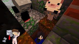DAS GEHEIMVERSTECK DES MEISTERDIEBS ✿ Minecraft [Deutsch/HD]