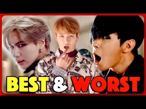 BEST & WORST K-Pop Love Song  Boy Group Edition