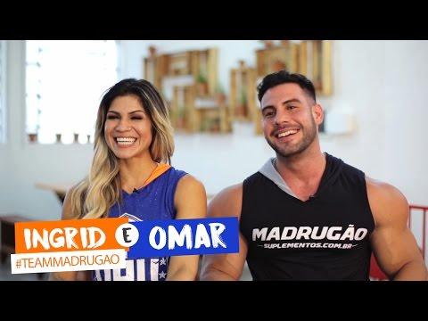 Depoimento: Ingrid e Omar #TEAMMADRUGAO