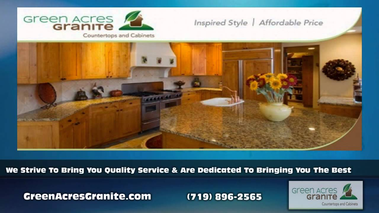 Granite Colorado Springs Co Green Acres Countertops And Cabinets