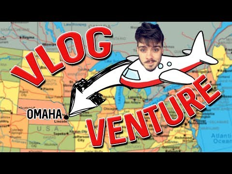 Delphron's American Adventure Vlog - First Time In The USA