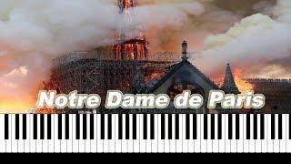 Notre Dame de Paris - Belle Piano Tutorial