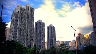 Wong Tai Sin District (黃大仙區) a residential area in Hong Kong
