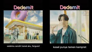 Download BTS Dynamite Indonesian version | Dedemite BTS | BTS Dynamite Indonesia | Dedemite Tiktok viral BTS