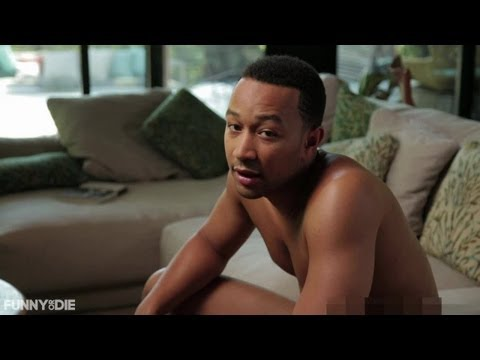 At Home with John Legend