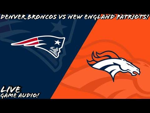 Denver Broncos vs New England Patriots Live Stream And Hanging Out!!