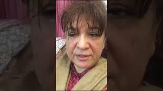 MNA Asma Hadeed Complete Video message On Propagabds about Israeel Qarardar
