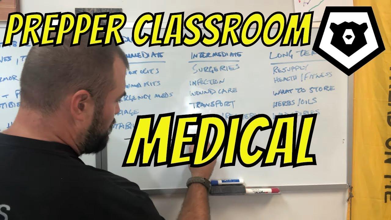 Prepper Classroom: Medical