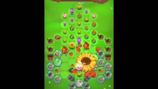 Blossom Blast Saga Level 208 No Boosters