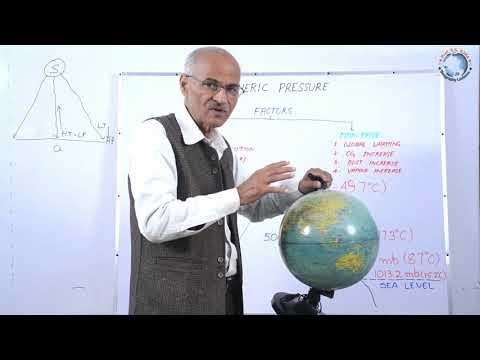 ATMOSPHERIC PRESSURE (वायुमंडलीय दबाव) // PART- 1  // By Prof. SS OJHA