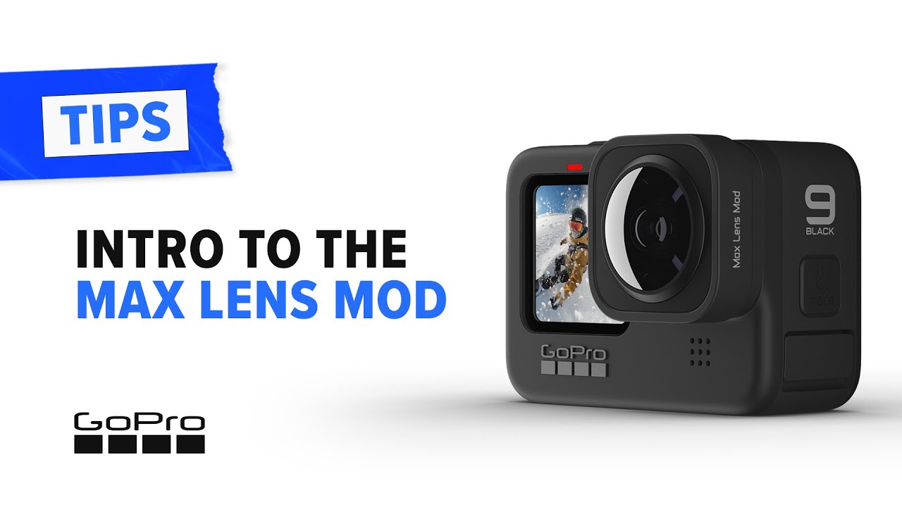 GoPro: Introducing Max Lens Mod