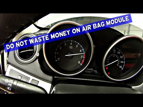Before Wasting Money on Air Bag Module Watch This