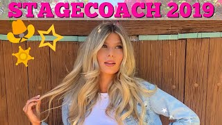 STAGECOACH 2019 - PREP & PARTY WITH ME!!!