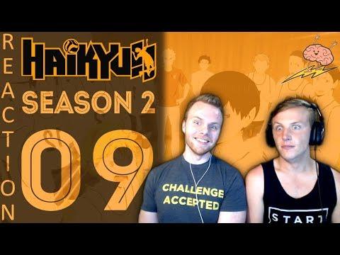 SOS Bros React - Haikyuu Season 2 Episode 9 - Meat Is God! Meat Is God!