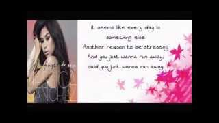 Jessica Sanchez ft. Neyo - Tonight (with Official Lyrics)