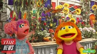'Sesame Street' Shows Skill and Sensitivity Introducing New Autistic Muppet | THR News