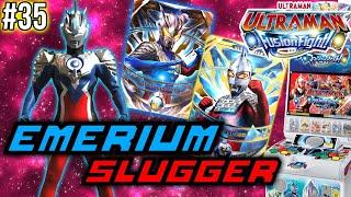 Ultraman Zero Ultraseven Jadi Orb Emerium Slugger Ultraman Fusion Fight Indonesia 35 Youtube