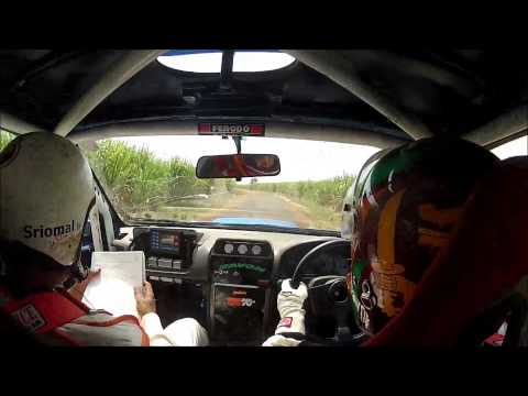 MRA Pelwatte Rally 2014 - Stage 3