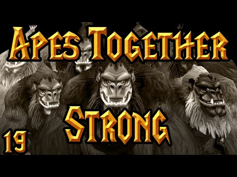 Apes Together Strong! - Gorak's Guide To Classic WoW, Episode 19 (WoW Machinima)