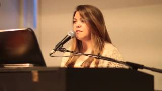 Taylor Swift - Breathe cover by Tess Vollom