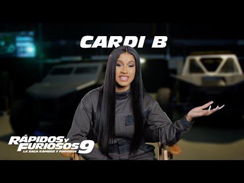 RÁPIDOS Y FURIOSOS 9 – Cardi B (Universal Pictures) HD