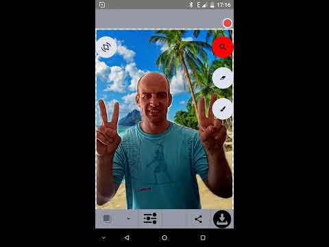 Selfie hintergrund entfernen