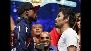 Floyd Mayweather Jr. rematch is unfinished business, says Manny Pacquiao