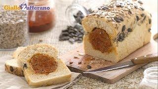 Salami Sandwich Loaf - Recipe