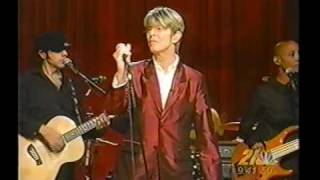 David Bowie - Everyone Says Hi / Changes (Live)