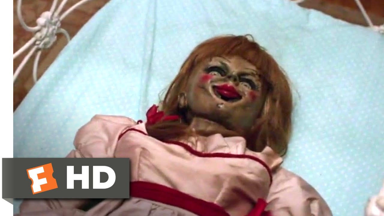 Annabelle 2014 What Do You Want Scene 9 10 Movieclips Youtube