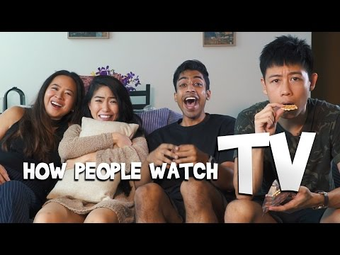 How People Watch TV