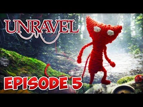 Unravel : Le chemin de l'amour | Episode 5 - Let's Play
