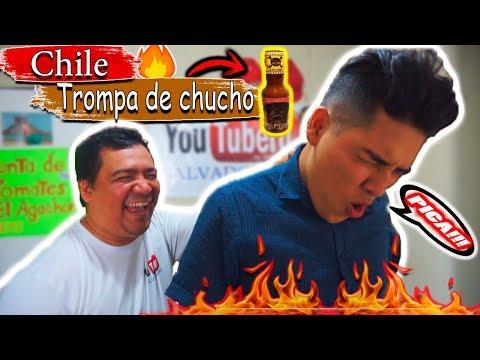 Visitando Al Youtubero Salvadoreño *PROBÉ TROMPA DE CHUCHO*