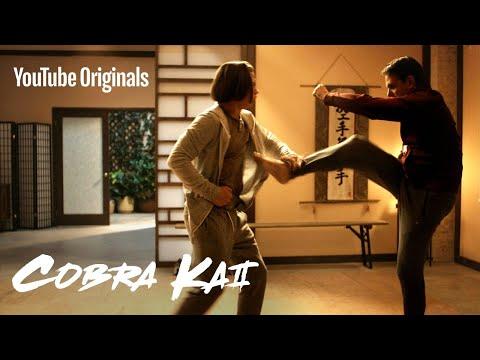 How Well do you know Cobra Kai S1?