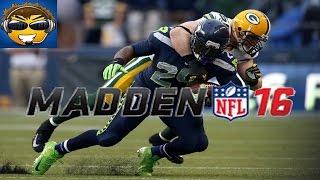Madden NFL 16 Gameplay Xbox360