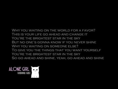 Lolo-Shine (lyrics)