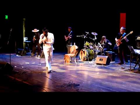 "King Mensah, US Tour, ""Xonam"" Live 2011"