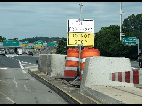 Cashless tolls at the Verrazano Narrows Bridge welcomes the work week