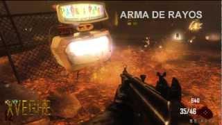 Call Of Duty: Black Ops 2 Zombies Todas Las Armas y Mejoras (X2 - X3) Green Run