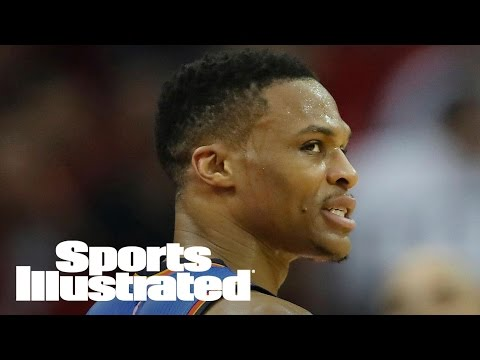 Russell Westbrook Fined $15,000 For Cursing In Postgame Interview | SI Wire | Sports Illustrated