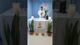 Eucaristía Julio 31 El Alfarero, Padre Alonso
