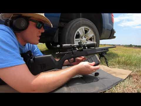 600 Yards - Remington 700 .308 SPS Tactical