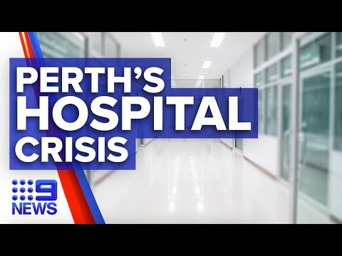 Major Perth hospitals declared 'Code Yellow' I 9News Perth