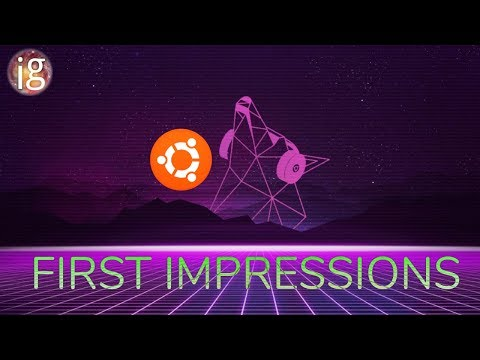 Worth the upgrade - Ubuntu 19.04 First Impressions