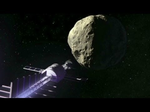 NASA has plan for big asteroids.