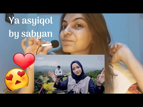 PAKISTANI REACT TO YA  Asyiqol By Sabyan